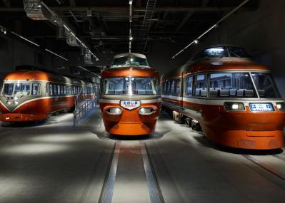 鉄道の巨大ジオラマは迫力満点!待望の「ロマンスカーミュージアム」がオープン