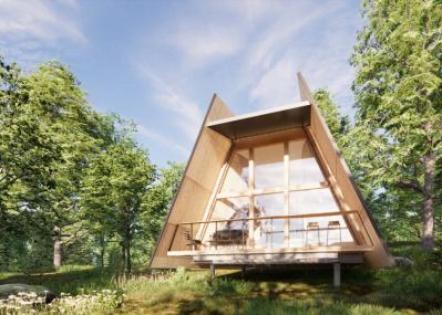 豊かな自然の中に「サブスクで別荘」を!  次世代のサービスSANU 2nd homeとは