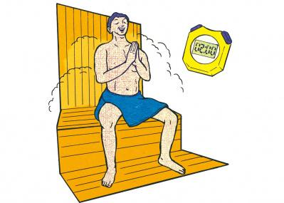 現役医師が教える、サウナで「ととのう」条件と正しい入浴方法