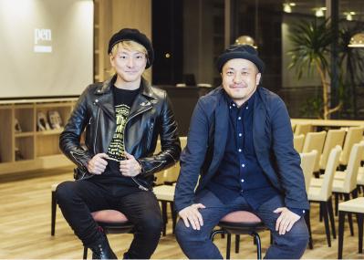 映画監督・白石和彌×音楽プロデューサー・松隈ケンタ、貴重なクリエイション談議を初公開!