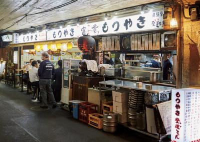 日本最古! 有楽町にあるアーチ式高架下の昭和グルメ