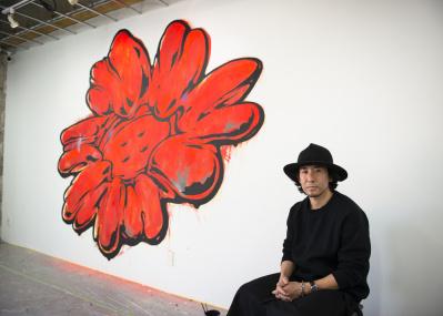 色鮮やかなペインティングで激動の1年を振り返る、SHUN SUDOの個展『2020』がスタート