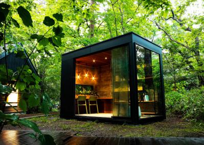 リモート時代は「個室を買う」!まったく新しい概念の「SOLO CABIN」を体験