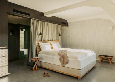建築好きなら一度は泊まるべし!  ヘルツォーク&ド・ムーロンが手がけるバーゼルのこだわりホテル