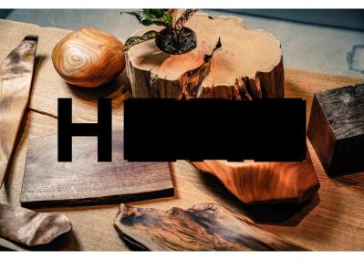 """""""端材""""を活かした一点モノの作品がズラリ。木材加工集団ティンバークルーが表参道でポップアップをオープン"""