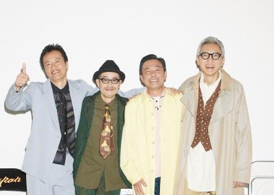 """やっぱりファッションは楽しい!『バイプレイヤーズ』たちの""""東京ジェントルメン""""スタイル"""