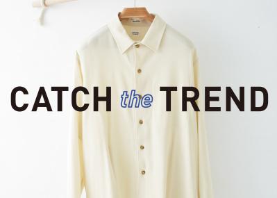 クリーン&リラックス感が求められるいま、北欧発のトムウッドのシャツにひと目惚れ。
