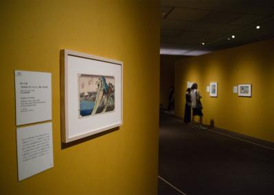 浮世絵の300年にわたる壮大な変遷を、『The UKIYO-E 2020 − 日本三大浮世絵コレクション』で体感。