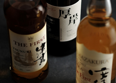 いま飲むべき、ジャパニーズウイスキーの新鋭蒸溜所による「ファーストリリース」5選。