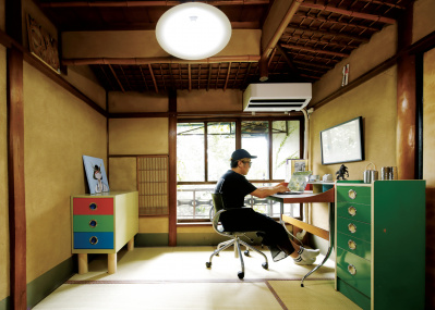 東京にこだわらない働き方。地方に『ホーム』をもって、全国区で活躍する