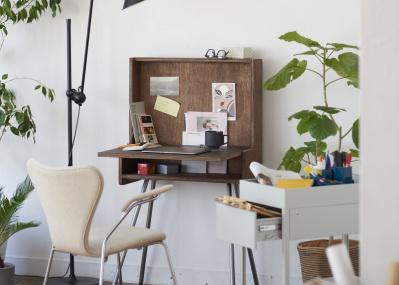 【WORK AT HOME 家で働く、心地よく。】デザインの良いワークデスク8選
