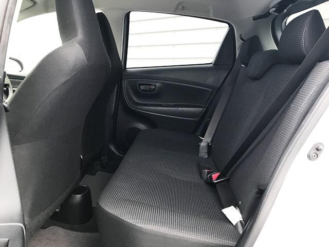 ▲後部座席も快適な室内空間です!