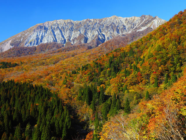 国立公園大山