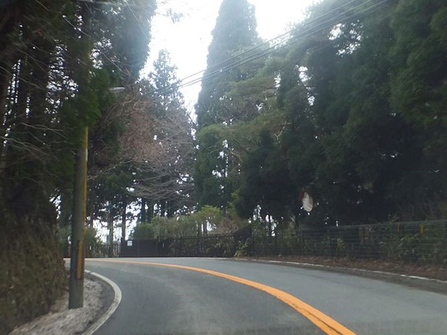 サンセットドライブウェイ