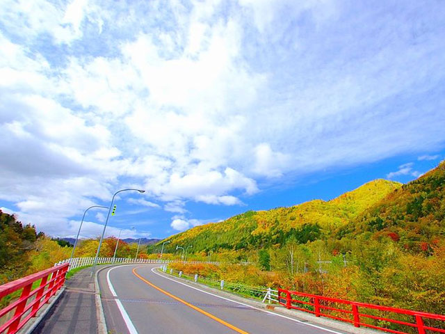 定山渓(じょうざんけい)
