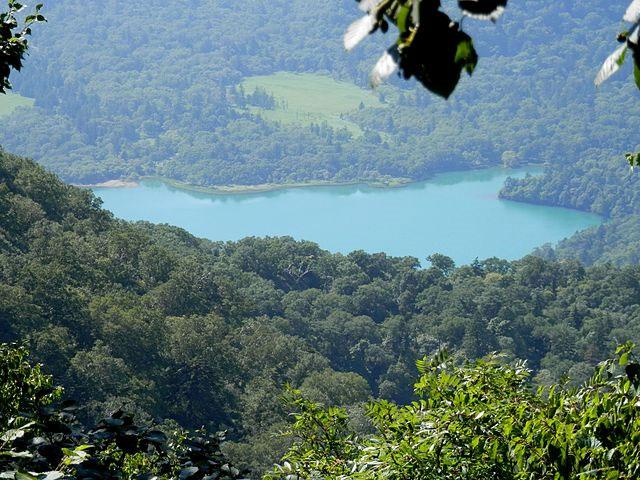 オコタンペ湖