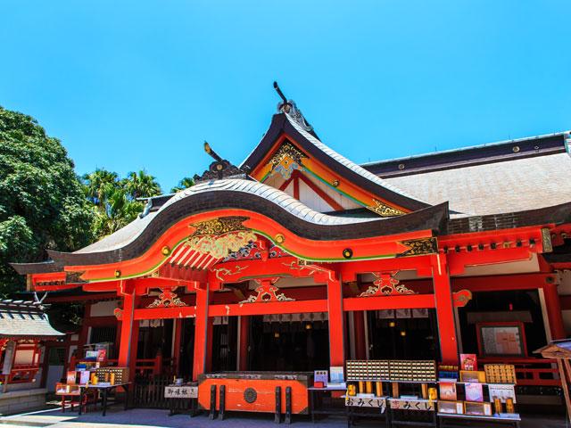 青島・青島神社