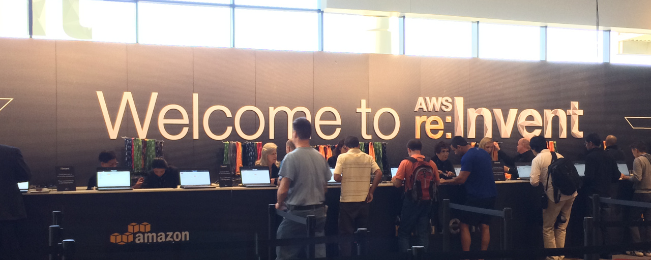 Welcome Reception - AWS re:Invent 2014 参加レポート #2
