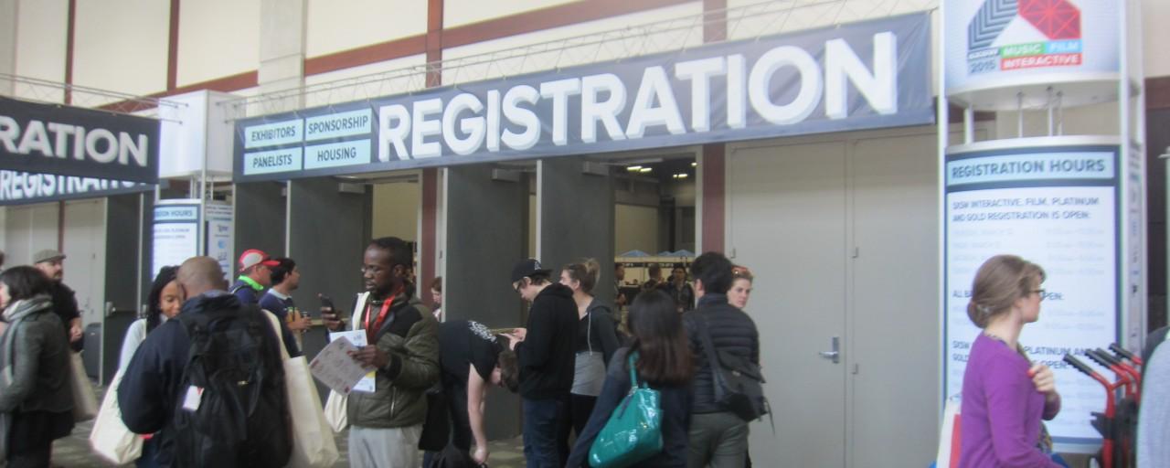 SXSW 2015 に参加します! - SXSW 2015 参加レポート #1