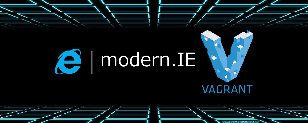 modern.IE 仮想マシンから Vagrant で作った開発環境にアクセスする方法