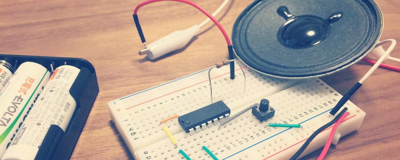 RaspberryPi,  Arduino では飽き足らない人に贈る!『PICで作るへぇボタン』