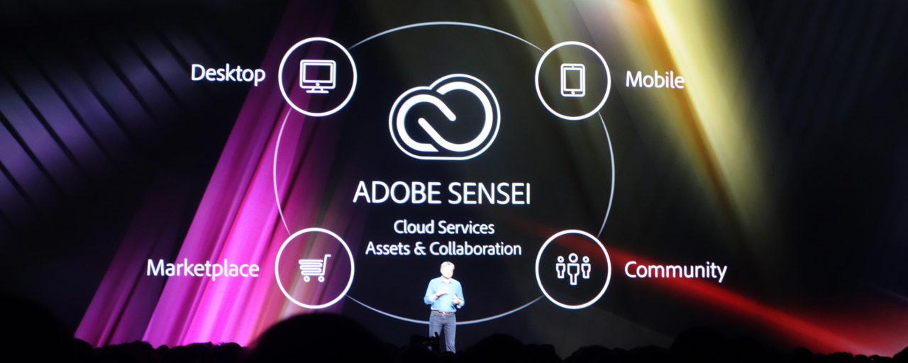 マシン・ラーニングから Adobe Xd の大幅アップデートまでと盛り沢山 ~ Adobe MAX 2016 基調講演1日目レポート