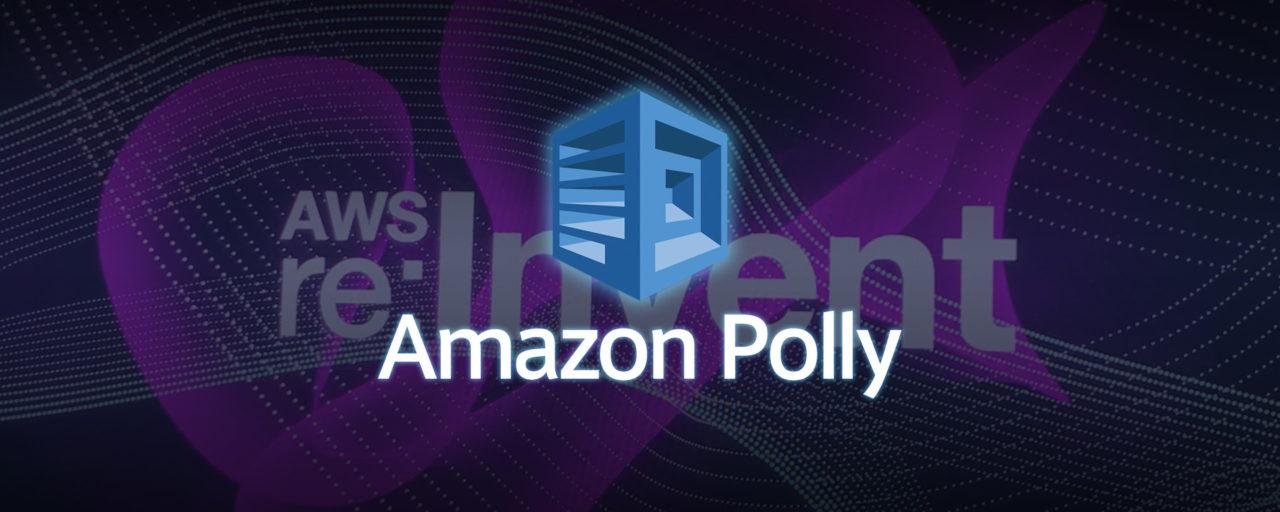 [音声合成] 深層学習を駆使したテキスト読み上げサービスの Amazon Polly を AWS CLI で試してみた ~ AWS re:Invent Day2