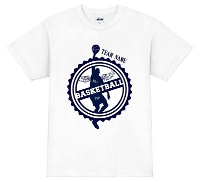 スポーツ部注目│オリジナルTシャツデザインテンプレート