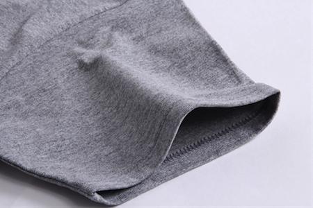 無地Tシャツの糸と縫い方
