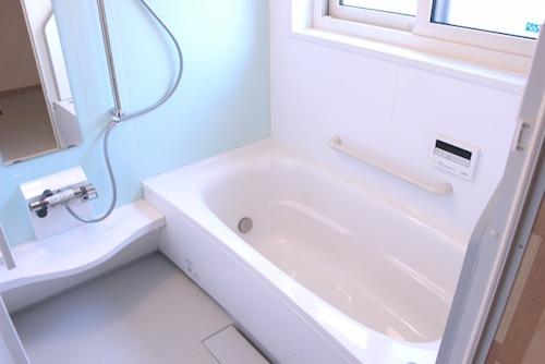 浴室の掃除