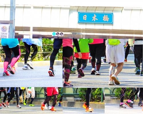 東京マラソンで大活躍する意外なアイテムたち