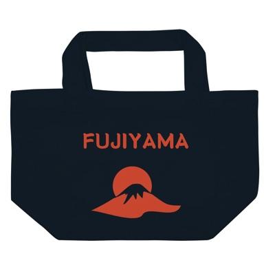 富士山│キャンバス生地のオリジナルトートバッグ