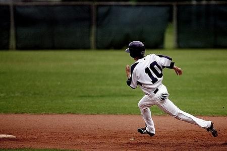 野球用スポーツTシャツ