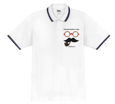 ポロシャツは丈夫で長く使える│父の日はオリジナルポロシャツをプレゼント