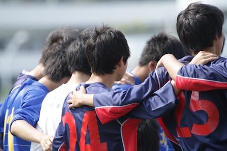 サッカー用スポーツTシャツ