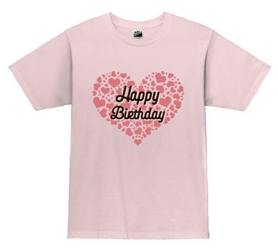 思いっきりガーリーに│Tシャツプレゼント