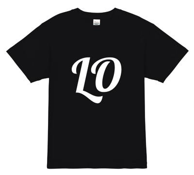 LO リンクコーデ用のオリジナルTシャツ