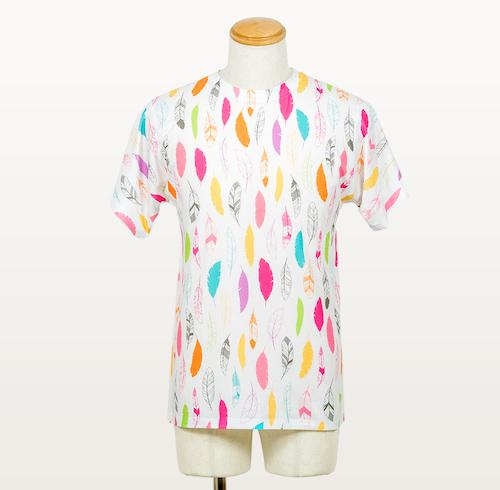 フルグラフィックTシャツ 総柄のグラフィック
