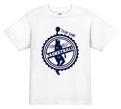 スポーツデザインテンプレートTシャツ1
