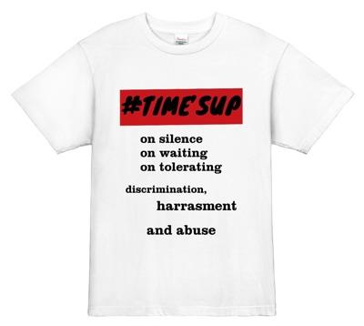 タイムズアップTシャツ