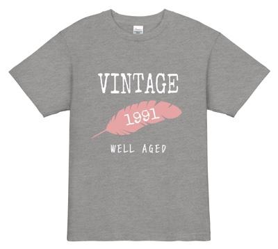 カレッジTシャツ・ビンテージTシャツ風│Tシャツプレゼント