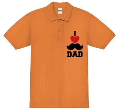 ユーモアたっぷりに感謝を伝える│父の日はオリジナルポロシャツをプレゼント