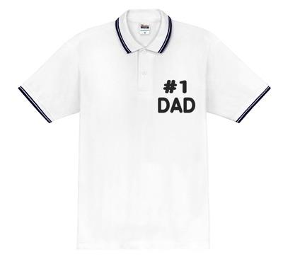 ポロシャツは万能アイテム│父の日はオリジナルポロシャツをプレゼント