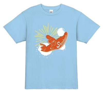 趣味でスポーツをしている方のための│オリジナルTシャツデザインテンプレート