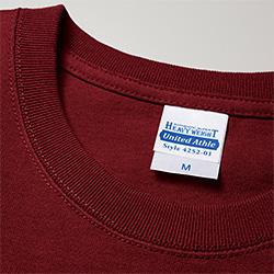 アメリカンTシャツの生地画像