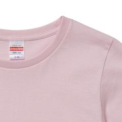 プライムレディースTシャツの生地画像