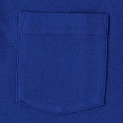 ベーシックスタイルポロシャツ(ポケット付)の生地画像