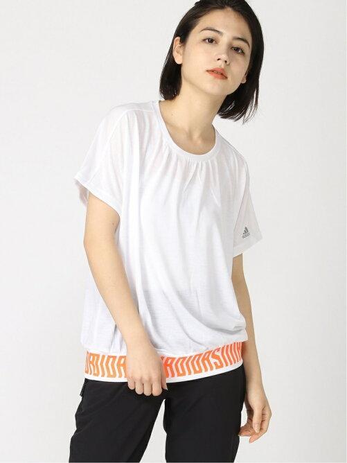 adidas マストハブ フレンチスリーブ 半袖Tシャツ