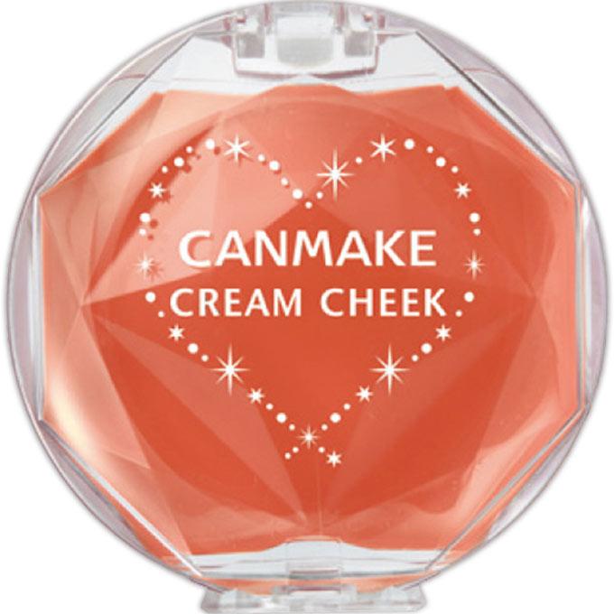 CANMAKE(キャンメイク)クリームチーク 05スウィートアプリコット
