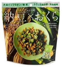 MDホールディングス 大豆習慣 だし醤油味 × おくら